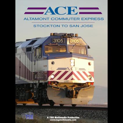 ACE: Stockton to San Jose