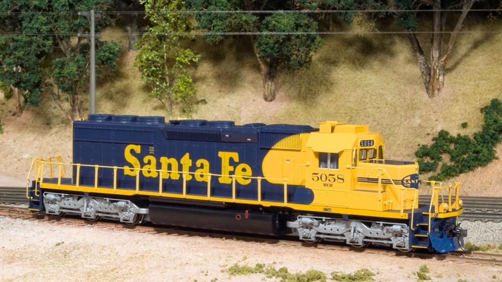 Kato SD40-2