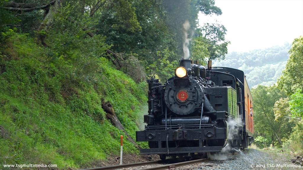 Quincy Railroad No. 2
