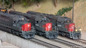 SP SD40T-2 8277