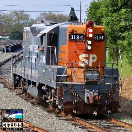 Diesel Trains Galore