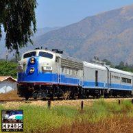 Passenger Trains Galore