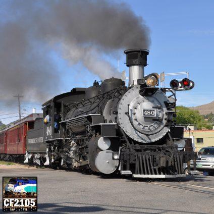 Steam Trains Galore