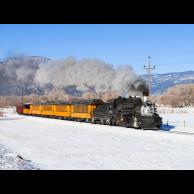 Polar Express K-36