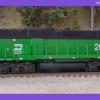BN GP38-2B 2601