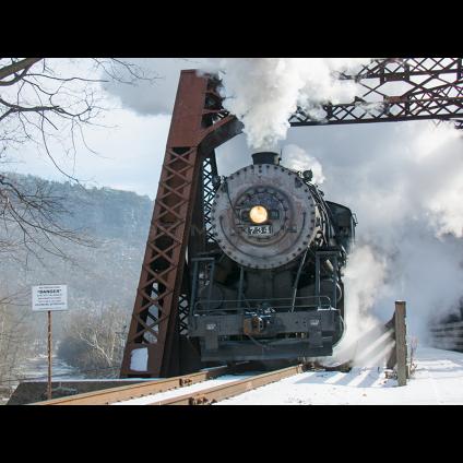 Narrows Bridge Steam