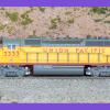 Union Pacific SD40-2 3333