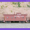 Micro-Trains Cabooses