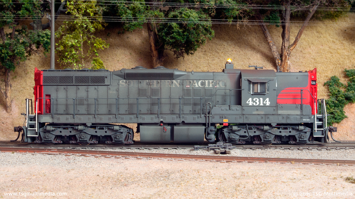 SP SD9E 4314