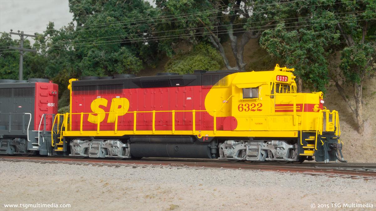 SP GP35R 6322
