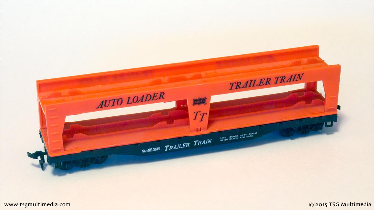 Tyco Log Cars - Auto Loader