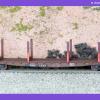 N Scale Log Cars