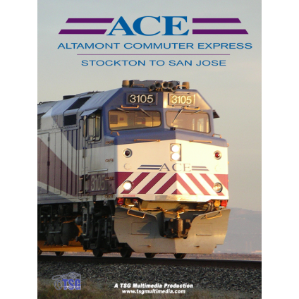 ACE: Stockton to San Jose