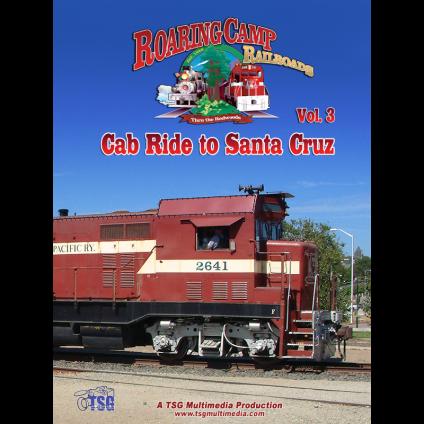 Cab Ride to Santa Cruz