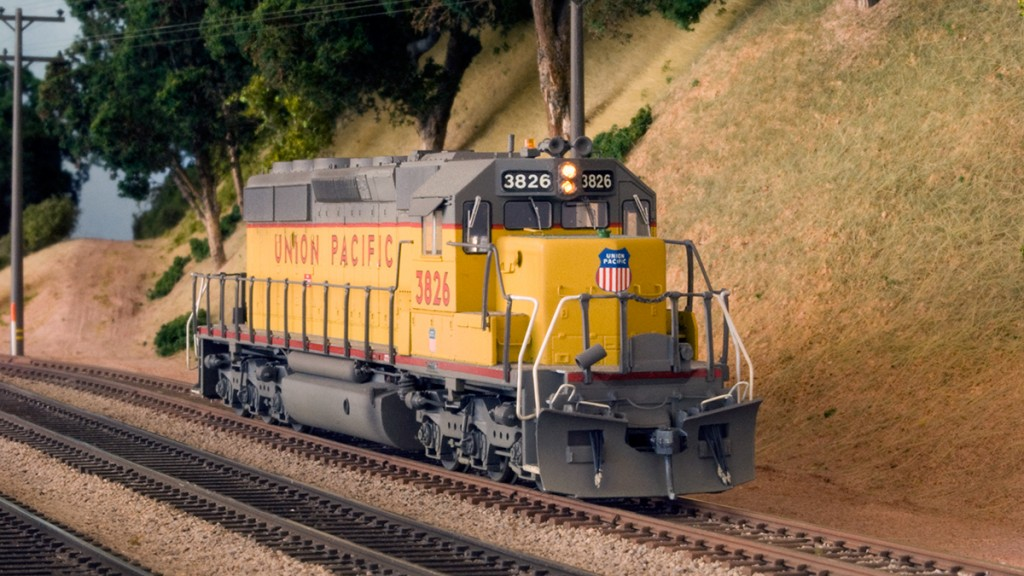 "Athearn ""Blue Box"" SD40-2"