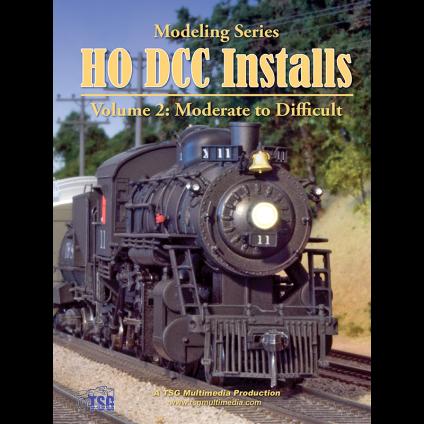 HO DCC Installs Volume 2