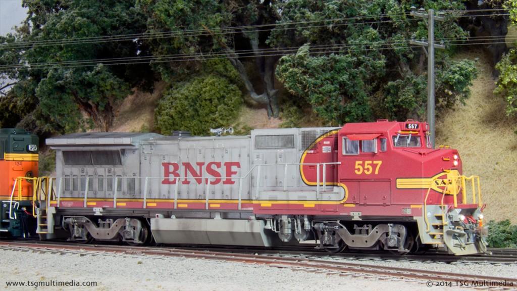 BNSF 557