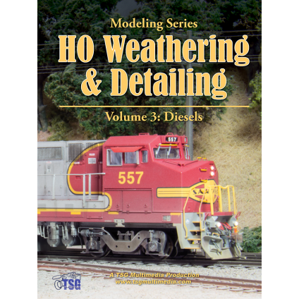 HO Weathering & Detailing Volume 3