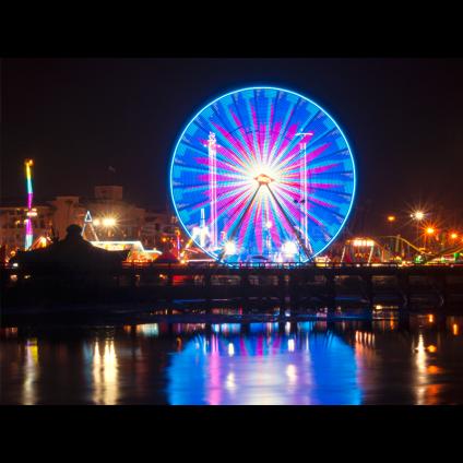 Del Mar Fair Night
