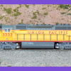 Union Pacific SD40-2 3333
